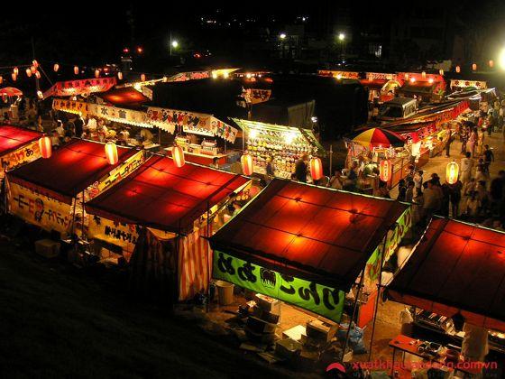 Lễ hội ẩm thực Nhật Bản